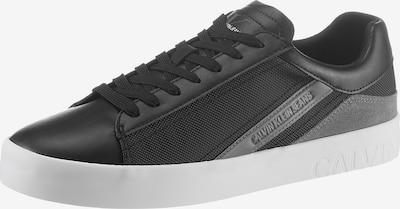 Calvin Klein Sneaker in dunkelgrau / schwarz, Produktansicht