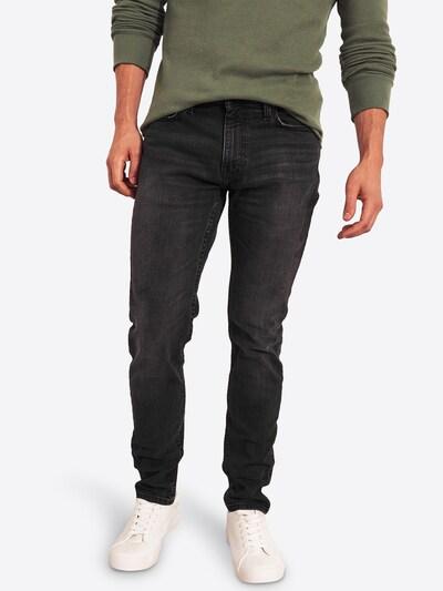 HOLLISTER Jeansy w kolorze czarny denimm, Podgląd na modelu(-ce)