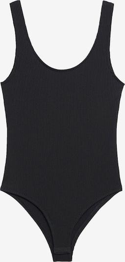 MANGO Shirtbody 'ANNA' in schwarz, Produktansicht