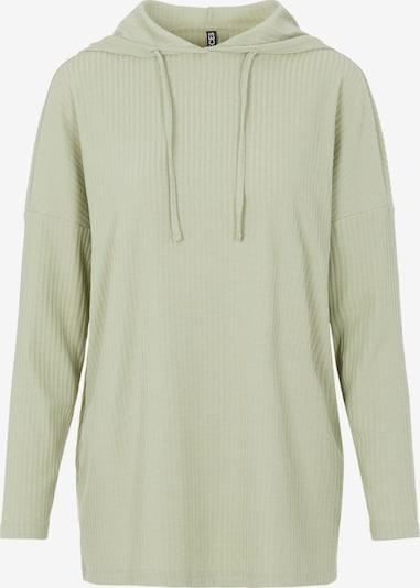 PIECES Sweatshirt in pastellgrün, Produktansicht
