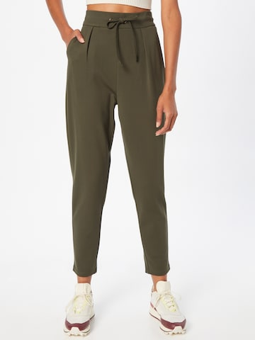 ABOUT YOU Plissert bukse 'Fenja' i grønn