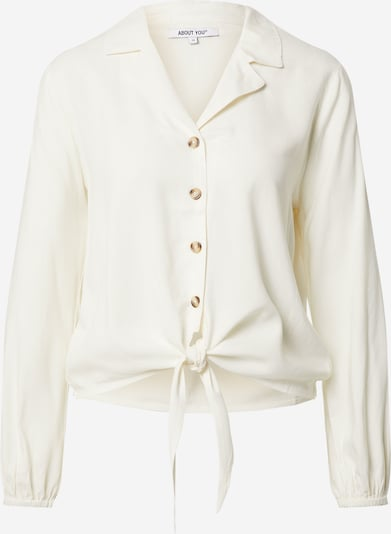 ABOUT YOU Bluse 'Lexa' in creme, Produktansicht