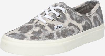 VANS Sneaker 'Authentic' in cappuccino / grau, Produktansicht