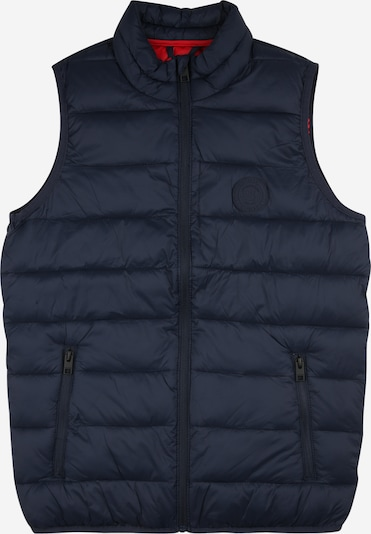 JACK & JONES Bodywarmer in de kleur Navy, Productweergave