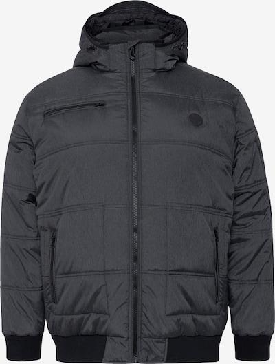 BLEND Winterjacke 'BT BORIS' in schwarz, Produktansicht