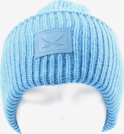 SANSIBAR Beanie in XS-XL in blau, Produktansicht