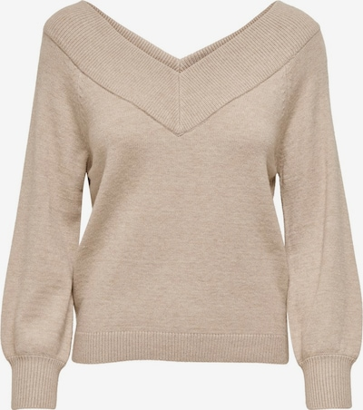 JACQUELINE de YONG Pullover 'Shanon' in nude, Produktansicht