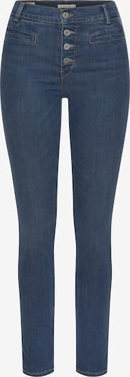LEVI'S Jeans '311' in blue denim / braun / rot / weiß, Produktansicht