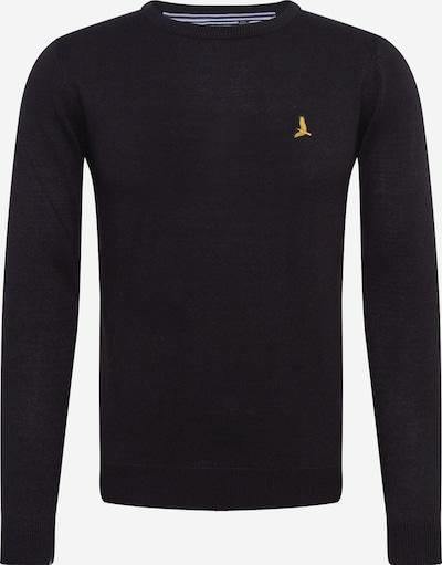 BRAVE SOUL Pullover 'EINSTEINC' in schwarz, Produktansicht