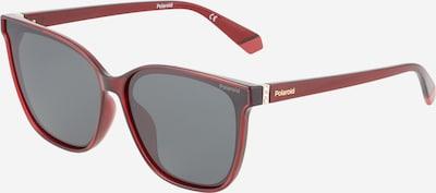 Polaroid Sonnenbrille '4101/F/S' in burgunder, Produktansicht