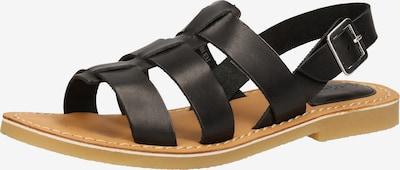 KICKERS Sandalen met riem in de kleur Zwart, Productweergave