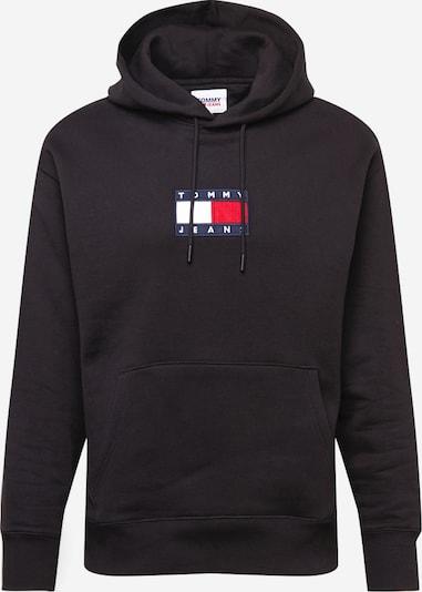 Tommy Jeans Hoodie in navy / rot / schwarz / weiß, Produktansicht