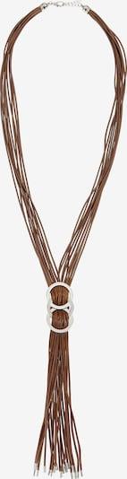 LASCANA Kette in braun / silber, Produktansicht
