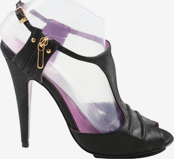 Buffalo London Sandals & High-Heeled Sandals in 39 in Black