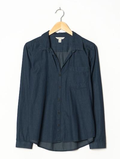 Calvin Klein Jeans Bluse in XL in blue denim, Produktansicht