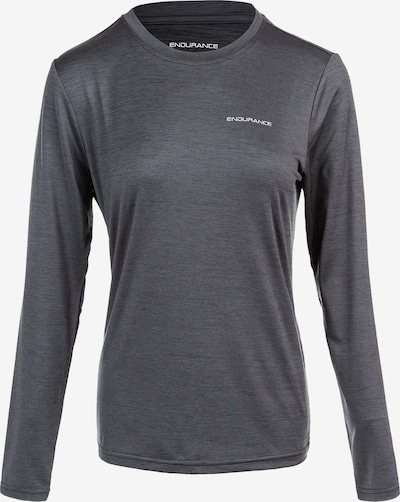 ENDURANCE Funktionsshirt 'Maje' in schwarz, Produktansicht