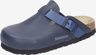 DR. BRINKMANN Pantolette in taubenblau, Produktansicht