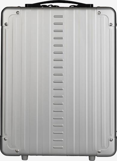 Aleon Hybrid Rucksack 39 cm Laptopfach in silber, Produktansicht