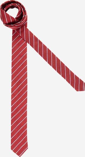 HUGO Cravate en bleu clair / rose foncé / blanc, Vue avec produit