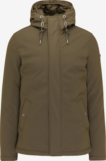 DreiMaster Klassik Winterjas in de kleur Kaki, Productweergave