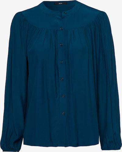 zero Blouse in de kleur Ultramarine blauw, Productweergave