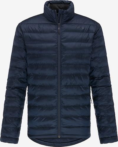 PYUA Veste outdoor 'Polar' en bleu, Vue avec produit