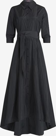 Vera Mont Hemdblusenkleid mit 3/4 Arm in schwarz, Produktansicht
