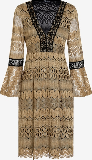 Ana Alcazar Empire Kleid 'Awase' in beige, Produktansicht