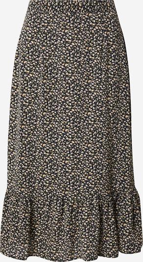 JDY Skirt 'PIPER' in Dark blue / Yellow / Green / White, Item view