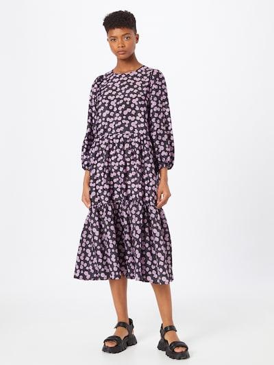 Stella Nova Dress 'Stefania' in Plum / Mauve, View model