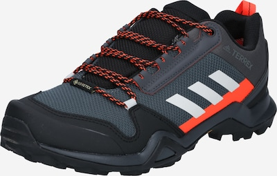 ADIDAS PERFORMANCE Lågsko 'Terrex AX3 Gore-Tex' i antracit / orange / svart, Produktvy