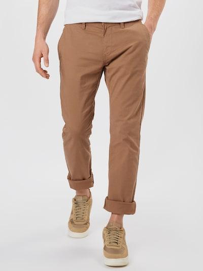 TOM TAILOR Chino kalhoty - velbloudí, Model/ka