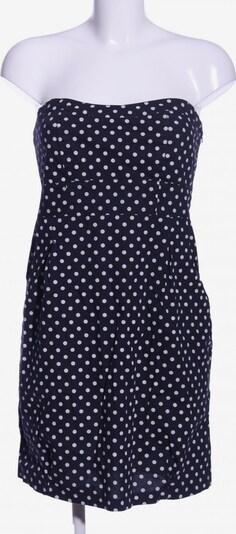 Cache Cache schulterfreies Kleid in L in blau / weiß, Produktansicht