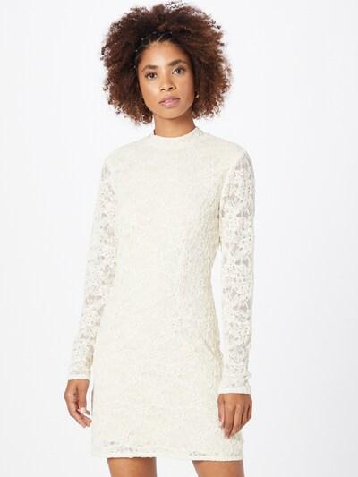 Bardot Kleid 'VEZZA' in eierschale, Modelansicht