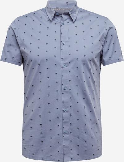 !Solid Krekls dūmu zils / melns, Preces skats