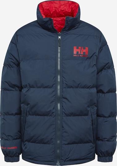 Žieminė striukė 'Urban' iš HELLY HANSEN , spalva - mėlyna / raudona, Prekių apžvalga