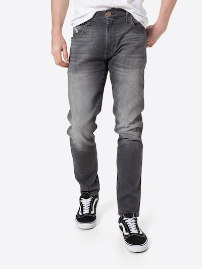 WRANGLER Jeans 'Larston' in taubenblau, Modelansicht