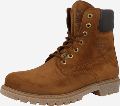 PANAMA JACK Lace-Up Boots 'Panama 03' in Brown / Caramel, Item view
