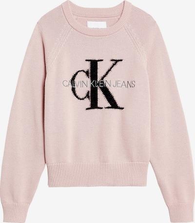 Calvin Klein Jeans Pullover in rosa, Produktansicht