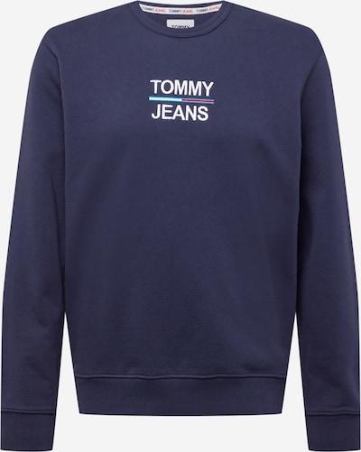 Tommy Jeans Mikina - námornícka modrá / červená / biela, Produkt