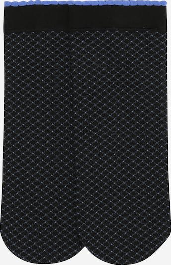 FALKE Čarape 'Illusion' u svijetloplava / crna, Pregled proizvoda