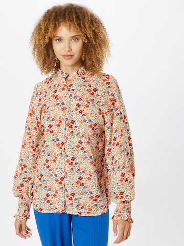 In The Style Bluzka 'JOSSA' w kolorze pomarańczowy