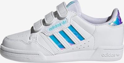 ADIDAS ORIGINALS Sneaker 'Continental 80' in blau / türkis / pink / weiß, Produktansicht