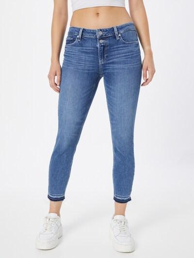 PAIGE Jeans in blue denim, Modelansicht