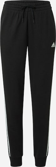 ADIDAS PERFORMANCE Sports trousers in Black / White, Item view