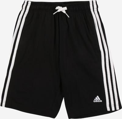 fekete / fehér ADIDAS PERFORMANCE Sportnadrágok, Termék nézet