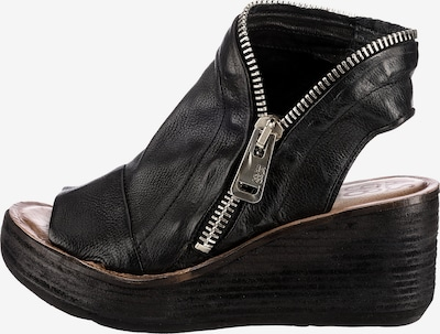 A.S.98 Sandaletten in schwarz, Produktansicht
