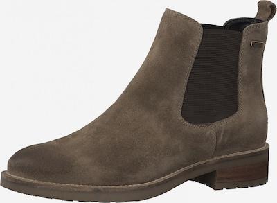 s.Oliver Botas Chelsea en marrón / chocolate, Vista del producto