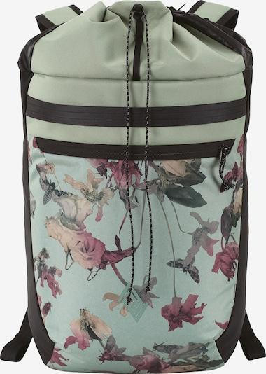 NitroBags Rucksack in pastellgrün / mischfarben, Produktansicht