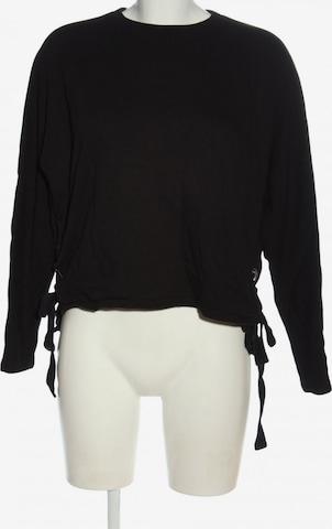 Mavi Sweatshirt & Zip-Up Hoodie in XS in Black
